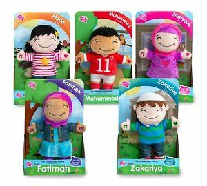 Interactive Talking Islamic Doll - My Little Muslim Friends - Desi Doll Toys Eid