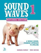 Sound Waves National Edition Student Book 1....Great for extra practice at home!