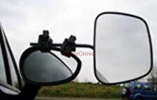 Milenco Grand Aero Towing Mirrors Twin Pack + Case