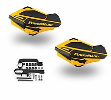 Powermadd Sentinel Handguards Guards Kit Snowmobile Snow Ski Doo Yellow Summit