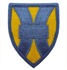 Vanguard Army Patch 21st Sustainment Command - Color