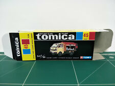 REPRODUCTION BOX for Tomica Black Box No.45 Suzuki Carry Chinese Noodle Vendor