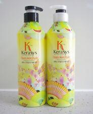 New! KERASYS Perfume Shampoo & Conditioner(Glam & Styilsh) 600ml+600ml 2pcs set
