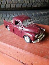 """Saico 5.4"""" MORRIS MINOR PICK-UP Diecast  Truck Car DP5033 Scale 1/26"""