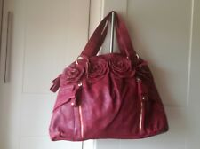 NEXT BAG DARK RED USED IN GREAT CONDITION