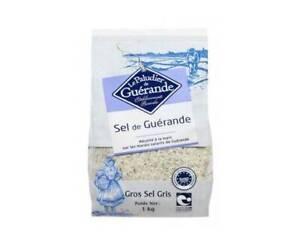 Food Alive - Fine Celtic Sea Salt 1kg