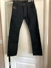 "MENS DIESEL KROOLEY REGULAR SLIM JEANS W27"" L30"""