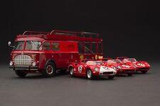 Exoto 43 1956 Bartoletti 682 Transporter / Scuderia Ferrari / 1:43 / #EXO00034