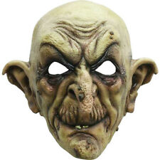 HOOK NOSED WITCH LATEX HALLOWEEN HORROR HEAD MASK SAMPLE BARGAIN!!