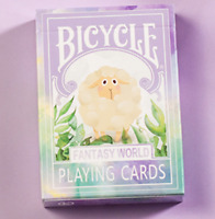 Bicycle Fantasy World Playing Cards by TCC - LIMITED EDITION