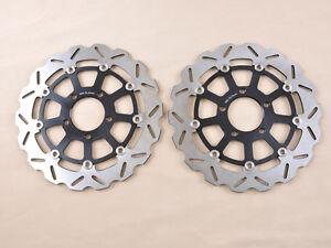 St Front Brake Disc Rotor For Suzuki GSXR 600 750 K4/K5 GSXR1000 K3/K4 03 04