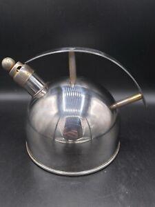 Chantel 1.5L Teapot Tea Kettle Stainless Steel Whistling *read*