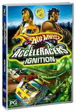 Hot Wheels Acceleracers - Ignition (DVD, 2005) New DVD Region 4 Sealed