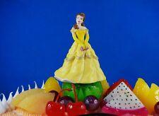 Tortenfigur Disney Princess Belle Beauty and the Beast Diorama Dekoration A563