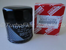 Toyota Genuine OEM Oil Filter 90915-YZZD1