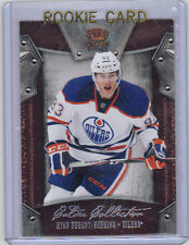 11-12 Crown Royale Ryan Nugent-Hopkins Calder Collection Rookie Card RC #2 Mint
