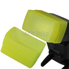 yellow flash bounce diffuser cover box for Nikon SB-600