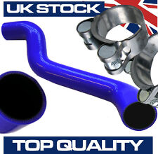 SAAB 9-3 (93) 2.2 TiD 2001-2002 Inlet to Intercooler Hose (SILICONE) BLUE
