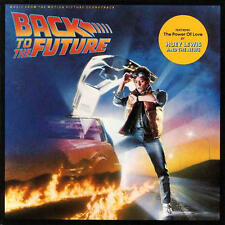 BACK TO THE FUTURE CD - MUSIC FROM THE MOTION PICTURE SOUNDTRACK - NEW UNOPENED
