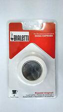 Ricambi guarnizioni caffettiera Bialetti 4 tz piastrina filtro 0109729/up  Rotex