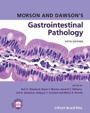 Morson and Dawson's Gastrointestinal Pathology