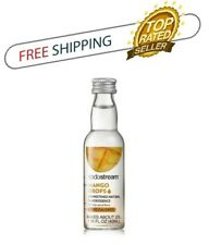 Sodastream Unsweetened Natural Flavor Essence MANGO Fruit Drops Zero Calories