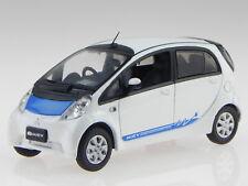 Mitsubishi IMiEV electric drive vehivle blue-white diecast model car 29281 Vites