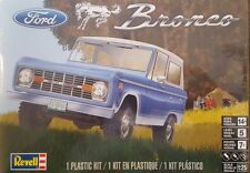Revell 1/25 Ford Bronco Plastic Model Kit 85-4320
