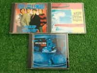 Stiff Little Fingers CD Bundle - Tinderbox No Sleep 'Til Belfast BBC Radio Live