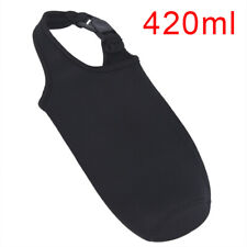 Water Bottle Sleeve Cover Neoprene Insulated Bag Case Pouch Carrier Protec~JP