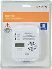 Mercury | Battery Operated Carbon Monoxide Alarm