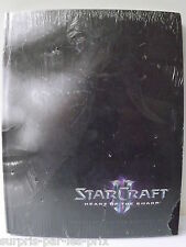 GUIDE Stratégique Officiel STARCRAFT II Heart Of The Swarm EDITION COLLECTOR