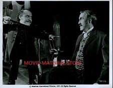 "Jason Robards Michael Dunn Murders In The Rue Morgue Original 8x10"" Photo #K6529"