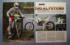 MOTOSPRINT990-PROVA / TEST-1990- FANTIC CABALLERO RS 50 - 2 fogli