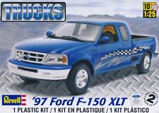 Revell 1997 Ford F-150 XLT Pickup Truck Plastic Model Kit 1/25