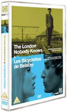 Anthony May-London Nobody Knows/Les Bicyclettes De Belsize  (UK IMPORT)  DVD NEW