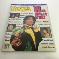 People Magazine: Mar 10 1986 - Who Makes What? Whoopi, Streep, Barbra and more!