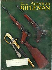 1980 American Rifleman Magazine: Kaiser's Karabiner/Modern Plains Rifle/Survival