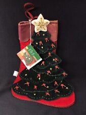 New Listing2005 Christmas Stocking Display Keepsake Miniature Ornament Hallmark Tree Nwt