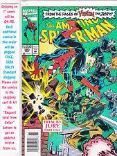 THE AMAZING SPIDER-MAN  #383  VF UNREAD BR3D