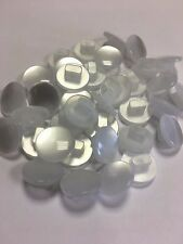 Pearlised Dome Shank Buttons Pearl 11mm / 18L Colour Choice Pack Sizes Available
