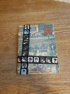 Official 1970 New York Mets MLB Major League Baseball Yearbook