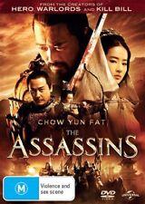 THE ASSASSINS DVD=MANDARIN LANGUAGE=CHOW YUN FAT=REGIONS 2(UK) & 4(AUST)=NEW