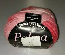 SKEIN/BALL OF (DISCONTINUED) TAHKI PALMA YARN ~ PINKS
