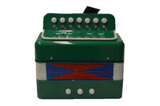 Premier Youth Series Button Accordion - Green