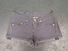 "Womens Mango Denim Hotpants - Waist 26"" - Great Condition"