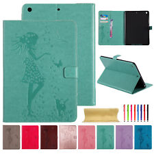 For Apple iPad 10.2/11/Air 3/Mini 5/iPad 234 Leather Stand Smart Slim Case Cover