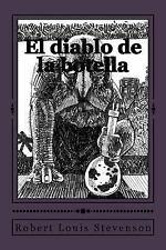 El Diablo de la Botella by Robert Louis Stevenson (2017, Paperback)
