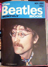 The Beatles Book Monthly Magazine No. 103 Nov 1984