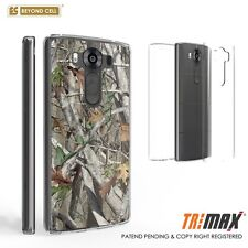 Beyond Cell Tri Max For LG V10 Full Body 360 Protector Case Autumn Camo